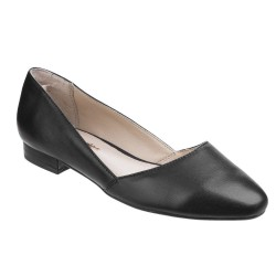 Hush Puppies Jovanna Phoebe Black Slip On Shoe