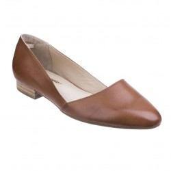 Hush Puppies Jovanna Phoebe Tan Slip On Shoe