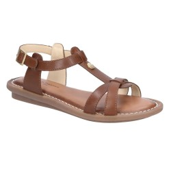 Hush Puppies Olive Dashund Tstrap Buckle Strap Sandal