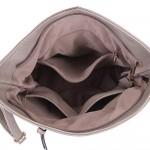 Long and Son 18804 Womens Green Shoulder Bag