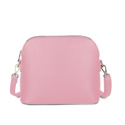 Long and Son 31135 Womens Pink Crossbody Bag