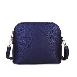Long and Son 31135 Womens Dark Blue Crossbody Bag