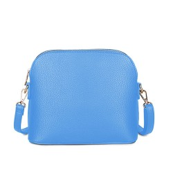 Long and Son 31135 Womens Blue Crossbody Bag