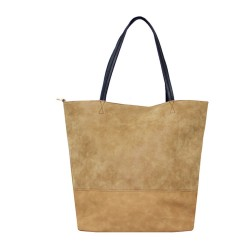 Long and Son 5242 Womens Khaki Tote Bag