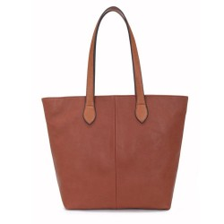 Long and Son 288-1 Womens Brown Tote Bag
