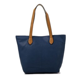 Long and Son 288-1 Womens Navy Tote Bag
