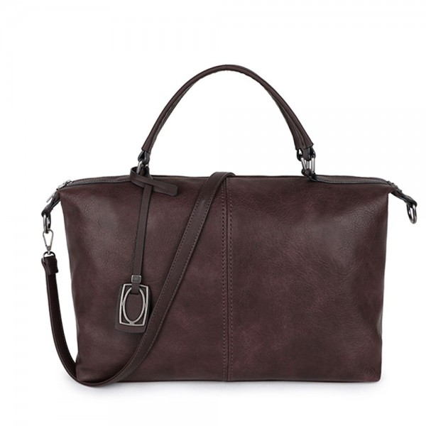 Long and Son 96625 Womens Coffee Holdall Bag
