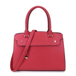 Long and Son 2587 Womens Red Handbag