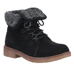 Hush Puppies Milo Zip Women's Warm-lined Ankle Boot