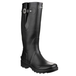 Cotswold Ragley Waterproof Black Wellington Boot