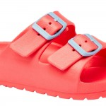 Joules Shore Girls Pink Sandal