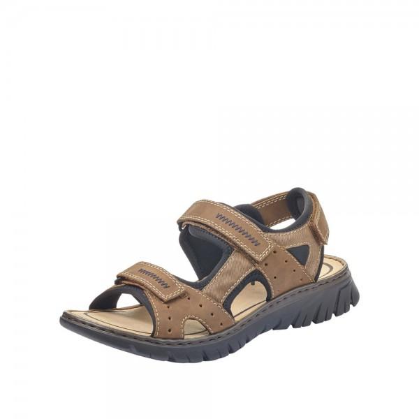 Rieker 2675724 Mens Brown Sandal