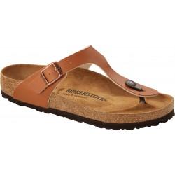 Birkenstock Gizeh Womens Ginger Brown Sandal