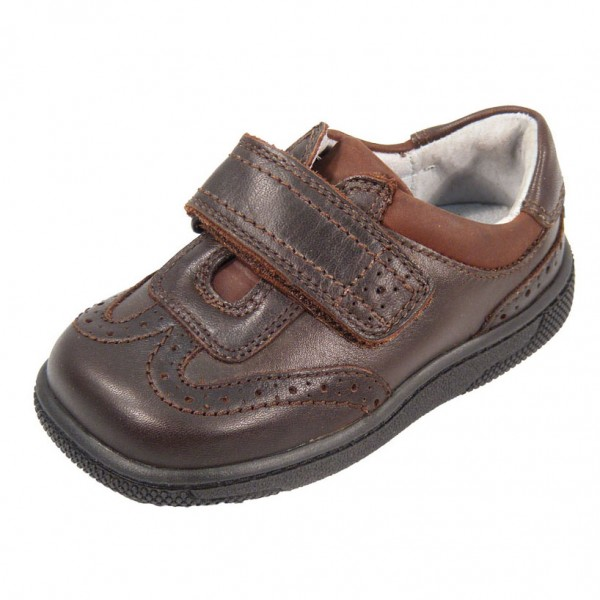 Start-rite Muddle Boys Brown Shoe 1207