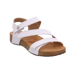 Josef Seibel Tonga 25 Womens White Sandal