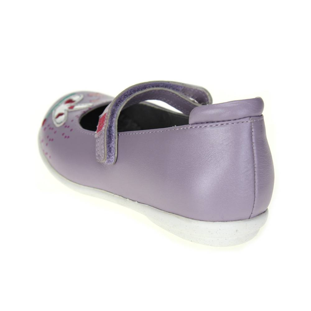 agatha ruiz de la prada 152940 girls lilac shoe ebay. Black Bedroom Furniture Sets. Home Design Ideas