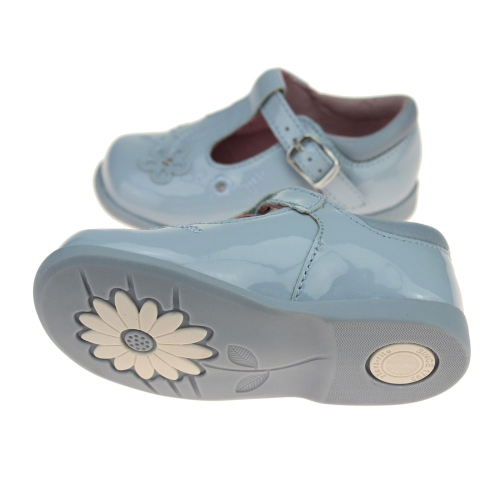 Start-rite Sunflower Girl/'s School Shoes Black Patent 40/% OFF RRP
