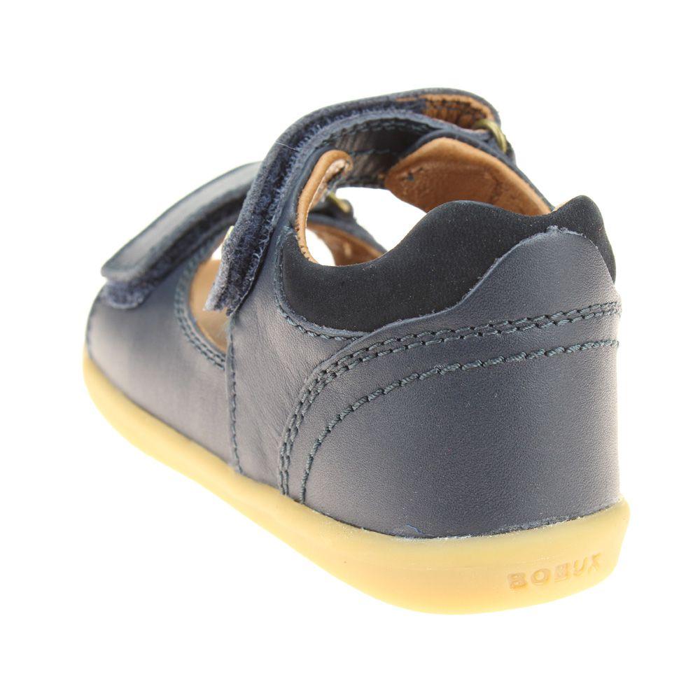f4df1621b Bobux Driftwood Boys Navy Sandal