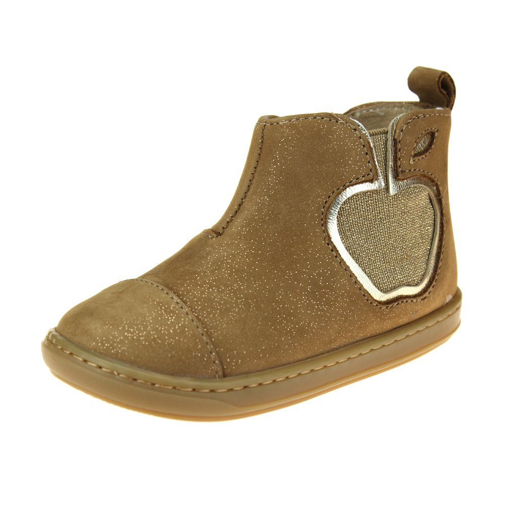 Froddo G3160080 Girls Bronze Chelsea Boot
